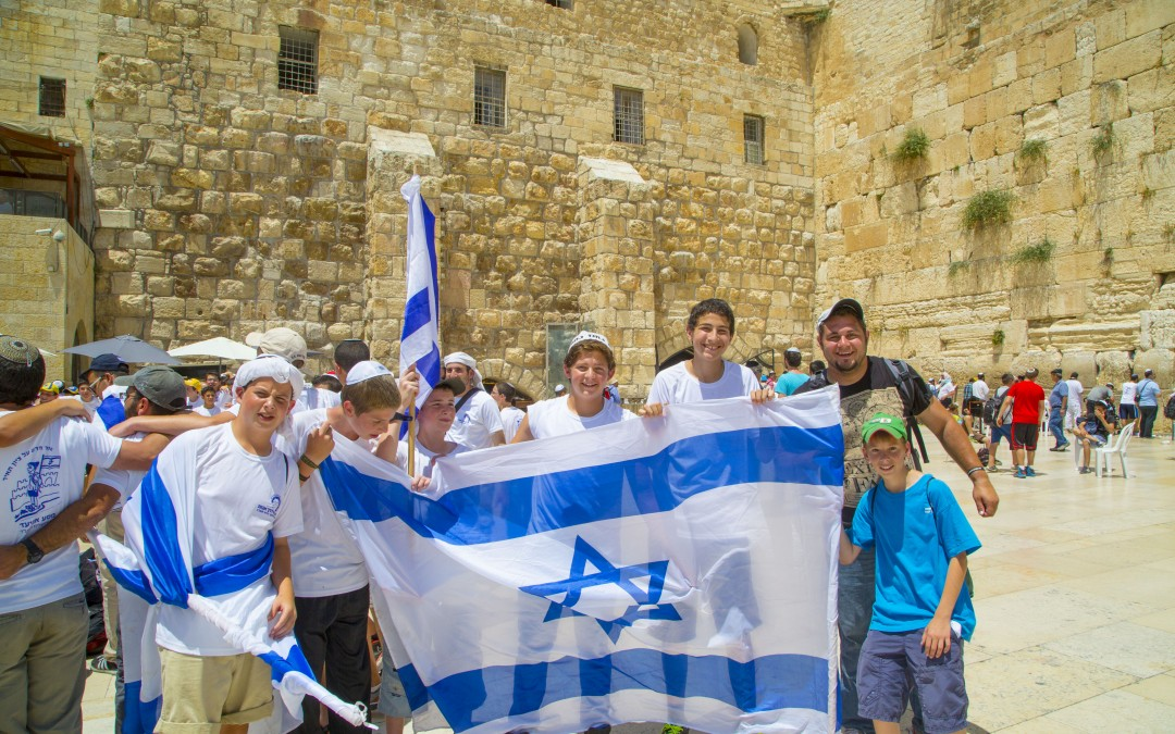 Ask Questions About Israel