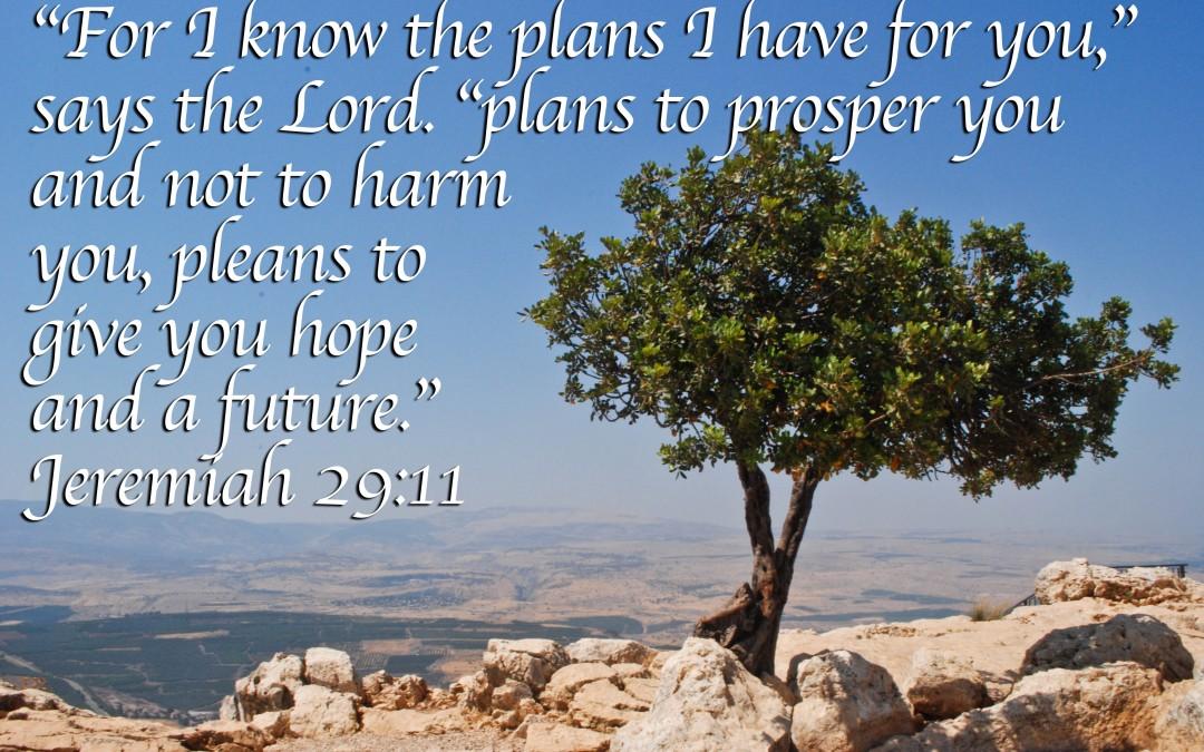 Folk Theology: Part 5 – Jeremiah 29:11