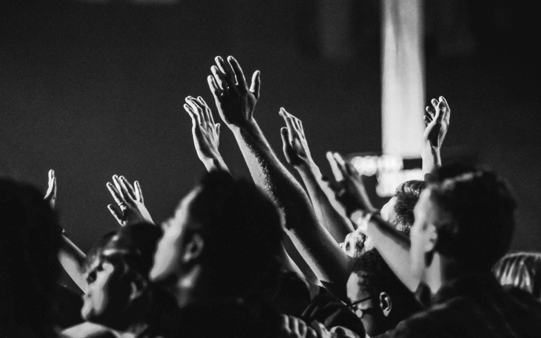 How Do You Worship When You Don't Like The Music?