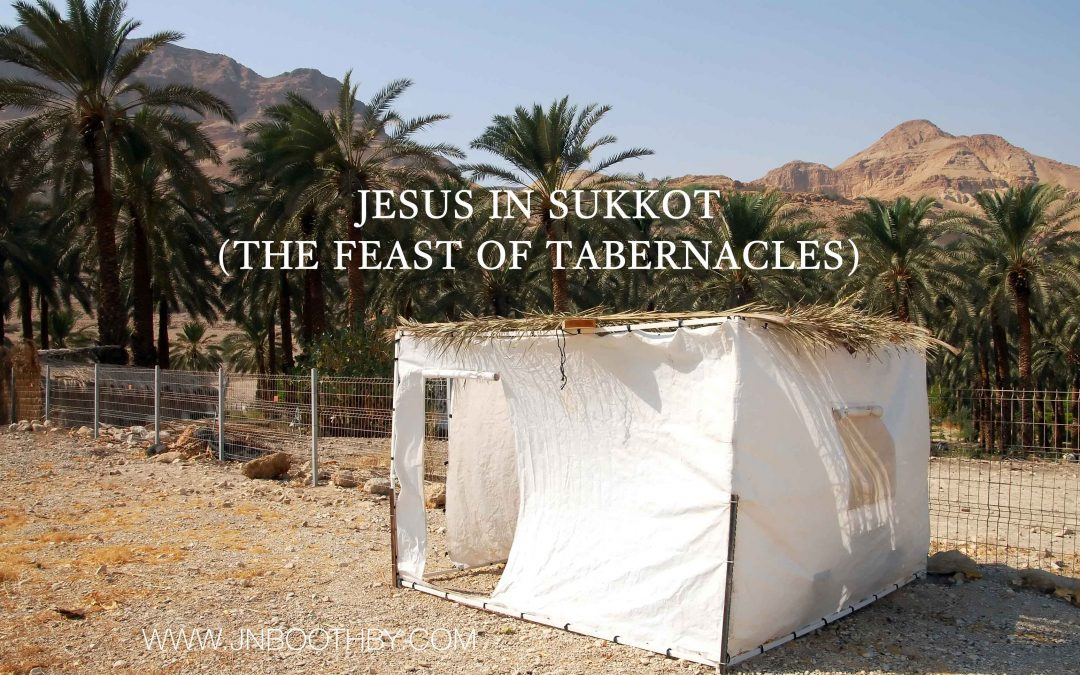 Jesus In Sukkot